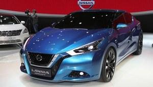 Nowy Nissan Lannia oficjalnie zaprezentowany
