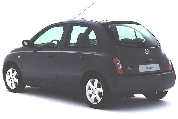 Nowy Nissan Micra (kliknij) /INTERIA.PL