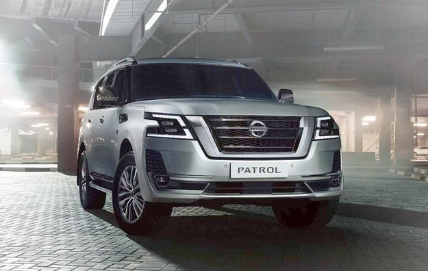 Nowy Nissan Patrol /