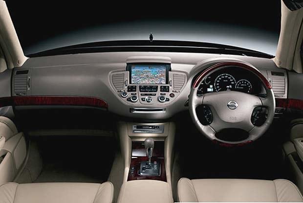Nowy Nissan President (kliknij) /INTERIA.PL