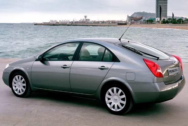 Nowy Nissan Primera (kliknij) /INTERIA.PL