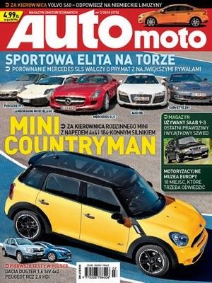 Nowy numer Auto Moto /Auto Moto