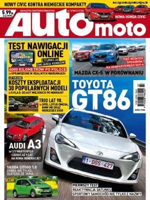 Nowy numer Motoru /Auto Moto