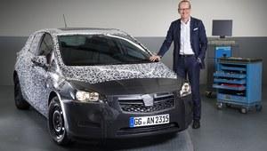 Nowy Opel Astra coraz bliżej