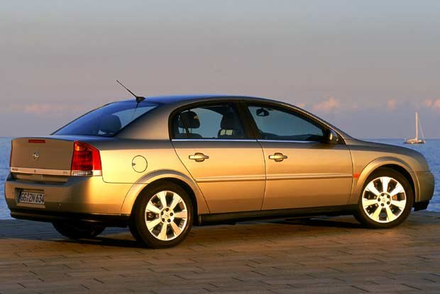 Nowy Opel Vectra (kliknij) /INTERIA.PL
