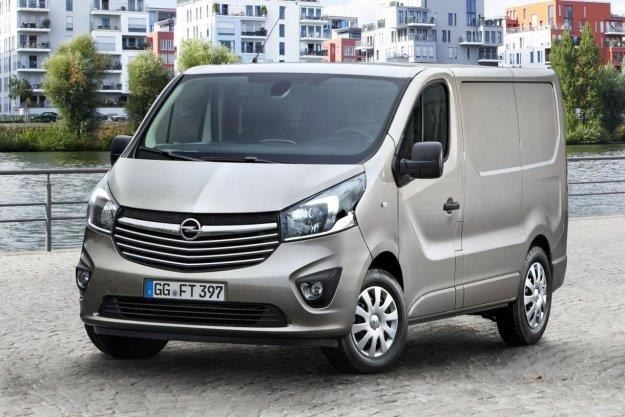 Nowy Opel Vivaro /