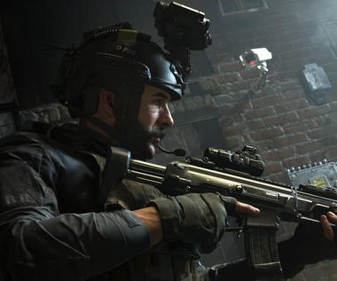Nowy operator, mapy oraz ciche dźwięki kroków przedmiotem ostatniej aktualizacji Modern Warfare