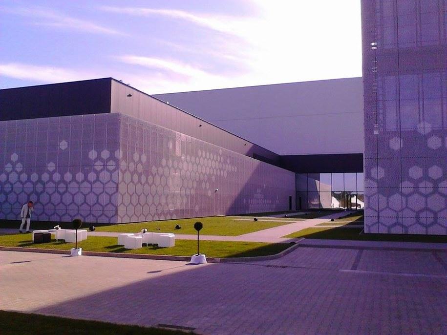Nowy ośrodek Olimp Laboratories /Przemysław Błaszczyk /RMF MAXXX