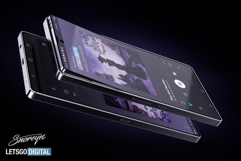 Nowy patent Samsunga / fot. Let'sGoDigital /materiał zewnętrzny
