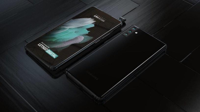 Nowy patent Samsunga pokazuje oryginalny aparat / fot. Let'sGoDigital /materiał zewnętrzny