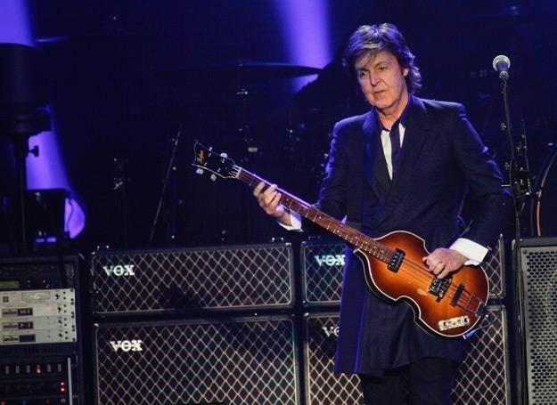 """""""Nowy"""" Paul McCartney: To wyjątkowe uczucie /arch. AFP"""