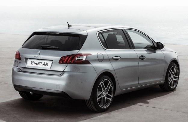 Nowy Peugeot 308 /