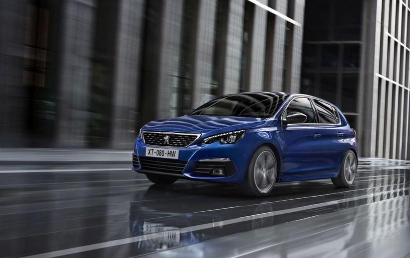 Nowy Peugeot 308 /INTERIA.PL/informacje prasowe