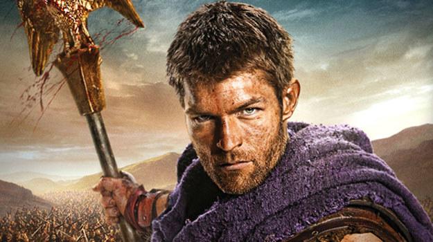 """Nowy plakat promujący serial """"Spartacus: War of the Damned"""" /materiały prasowe"""