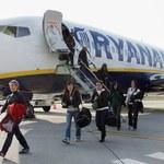Nowy pomysł Ryanair: Miejsca stojące za 5 funtów
