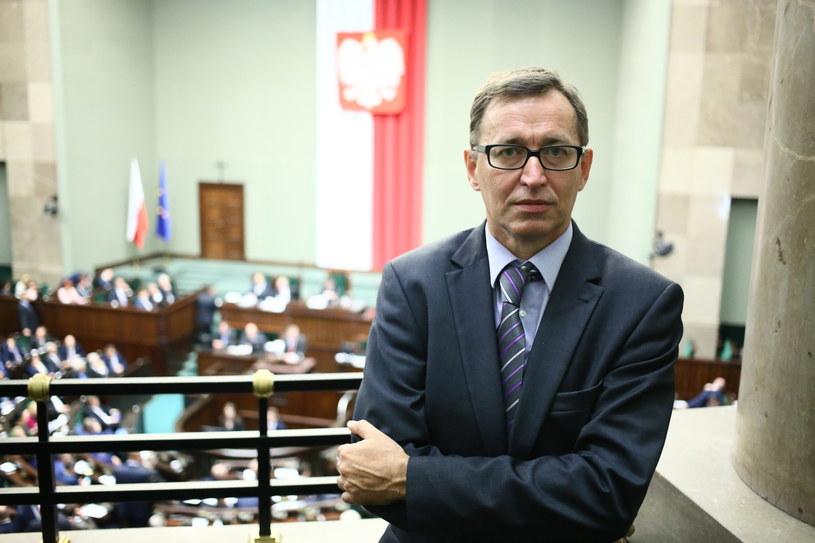 Nowy prezes IPN dr Jarosław Szarek /Leszek Szymański /PAP