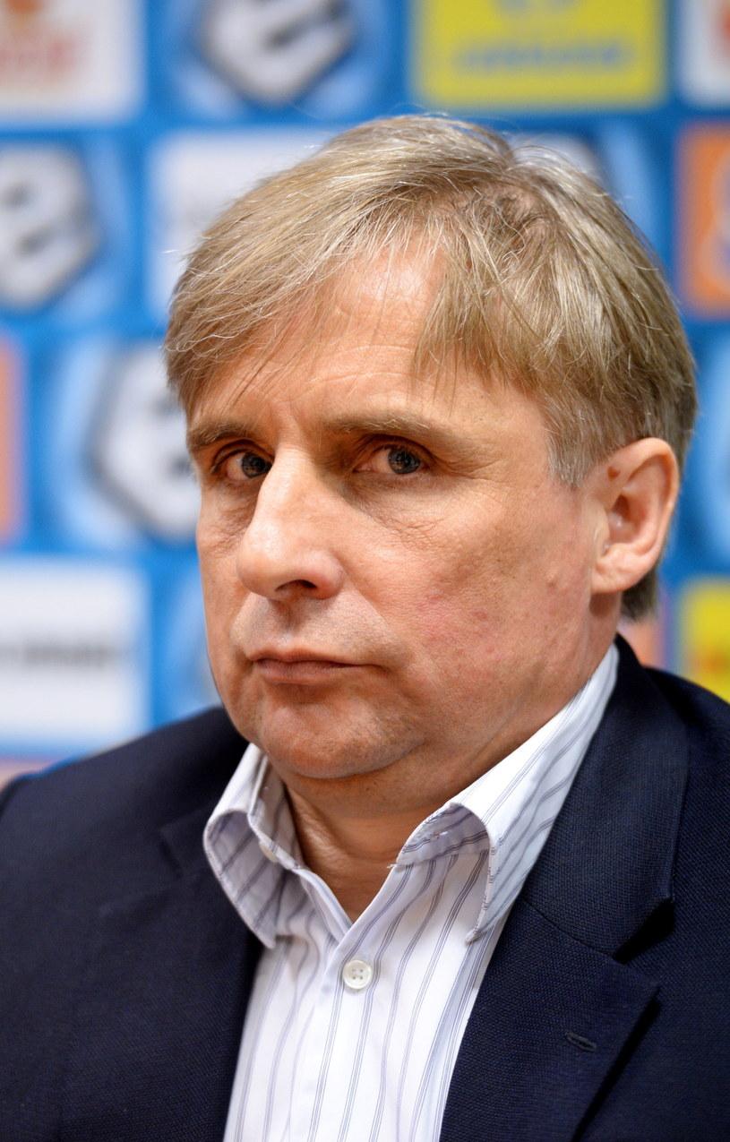 Nowy prezes Korony Kielce Krzysztof Zając /Fot. Piotr Polak /PAP
