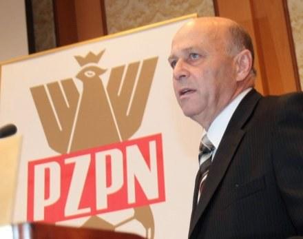Nowy prezes PZPN - Grzegorz Lato. Fot. Leszek Szymański. /INTERIA.PL