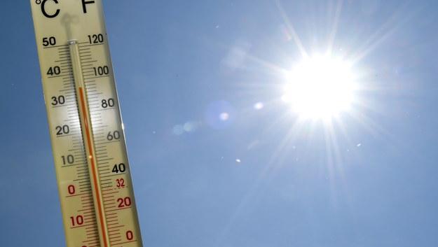 Nowy rekord ciepła w Polsce!