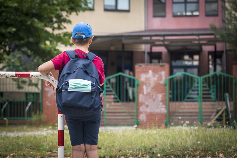 Nowy rok szkolny w cieniu pandemii / Arkadiusz Ziolek /East News