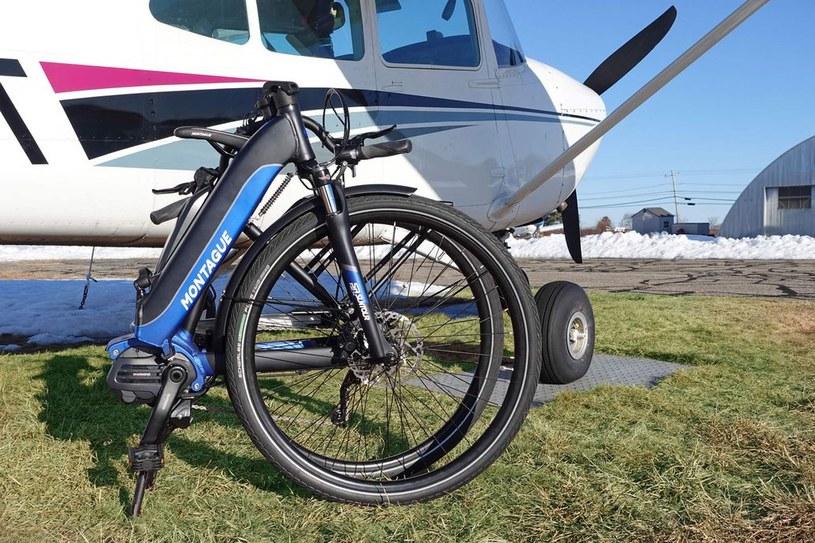 Nowy rower marki Montague /materiały prasowe
