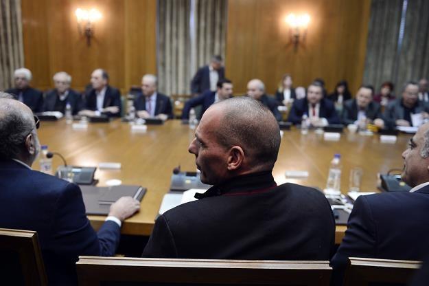 Nowy rząd Grecji powstał po niedzielnych wyborach /AFP
