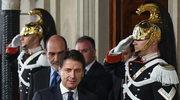 Nowy rząd Włoch zaprzysiężony