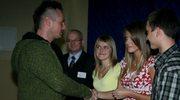Nowy Sącz: Małaszyński wręczał nagrody