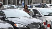 Nowy samochód Kingi Rusin