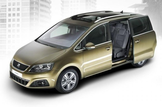 Nowy seat alhambra /