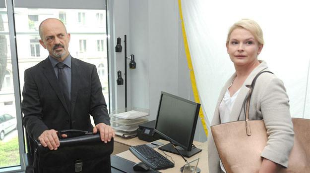 """Nowy serial """"Prokurator"""" z Jackiem Komanem w roli tytułowej /Agencja W. Impact"""