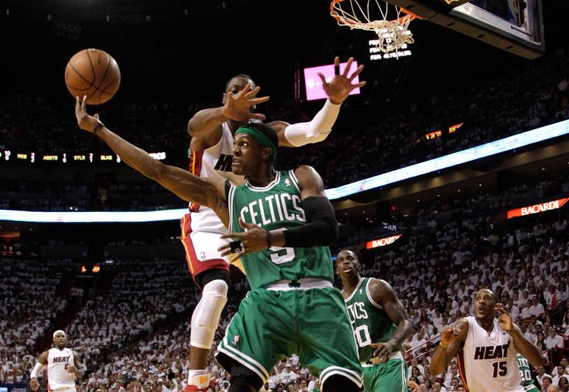 Nowy sezon NBA zainauguruje pojedynek Miami Heat - Boston Celtics /- /AFP
