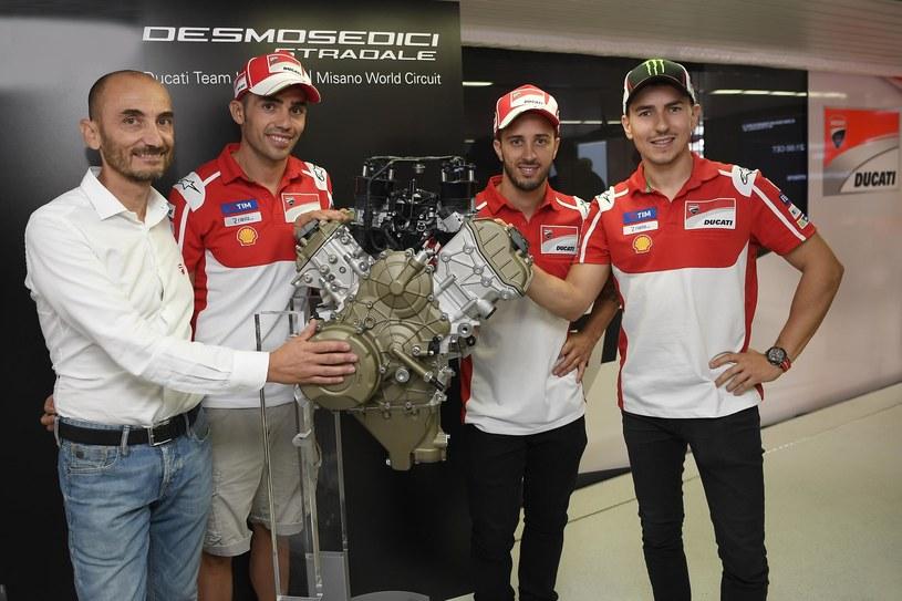 Nowy silnik Ducati /
