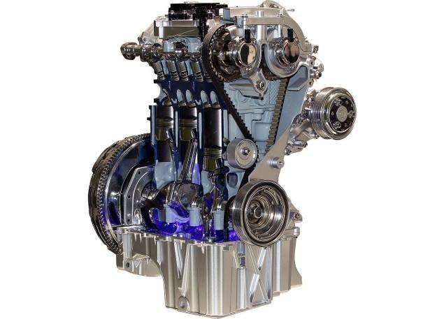 Nowy silnik Forda /