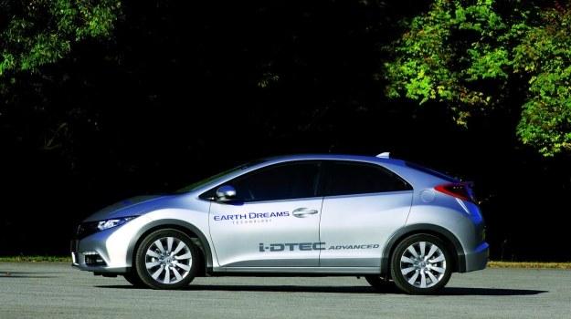 Nowy silnik powstał z wykorzystaniem hondowskiej technologii Earth Dreams, opracowanej w celu ograniczenia zapotrzebowania na paliwo. /Honda