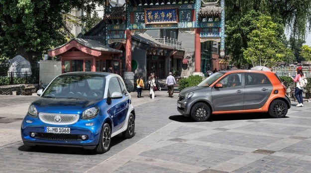 Nowy smart fortwo i forfour /smart
