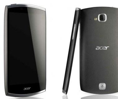 Nowy smartfon Acera na MWC 2012