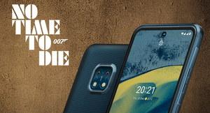 Nowy smartfon Bonda - co wybrał 007? Niektórzy mogą być zaskoczeni