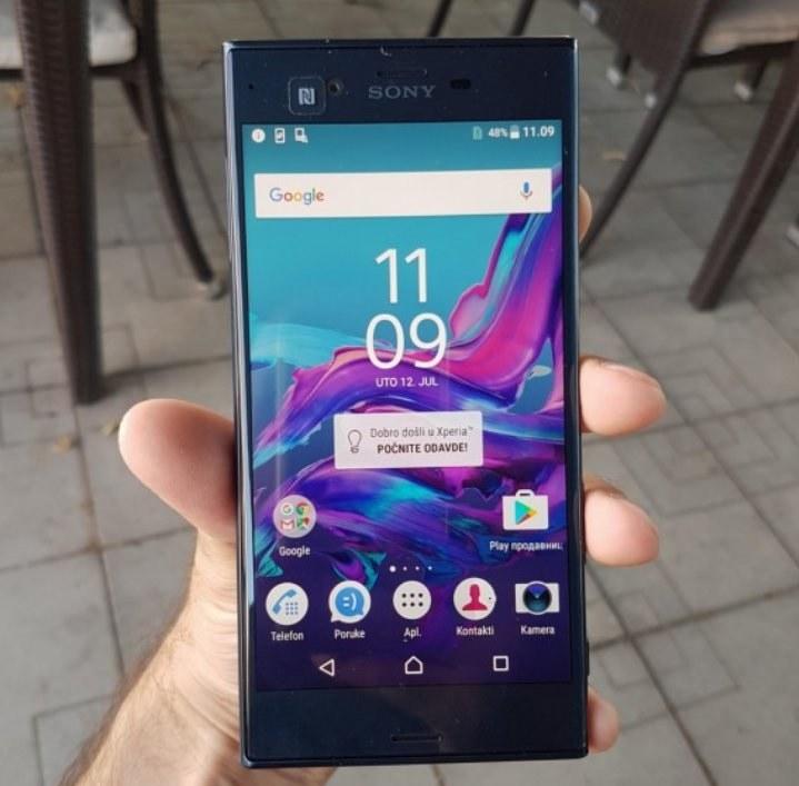 Nowy smartfon Sony będzie miał odświeżoną stylistykę /gsmarena.com /Internet