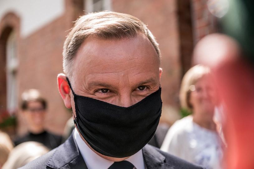 Nowy sondaż: Andrzej Duda - 41,17 proc., Rafał Trzaskowski - 28,14 proc. /Marcin Bruniecki /Reporter