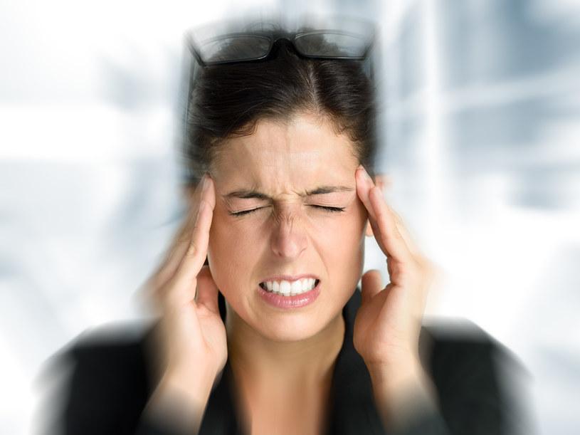 Nowy sposób walki z migreną? /123RF/PICSEL