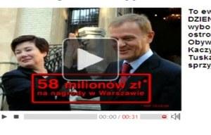 Nowy spot: PiS wypowiada wojnę PO