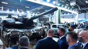 Nowy sprzęt dla wojska. Umowa ramowa na zestawy przeciwlotnicze Narew podpisana