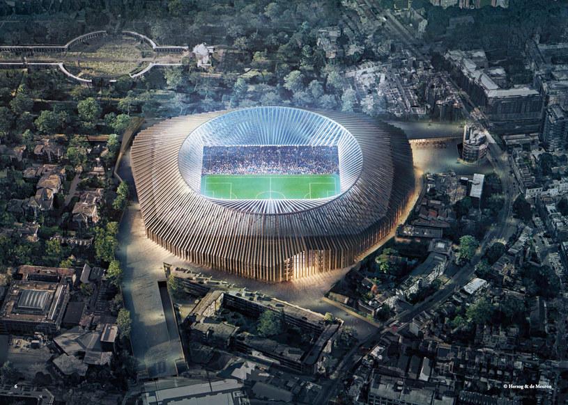 Nowy stadion Chelsea? /materiały prasowe