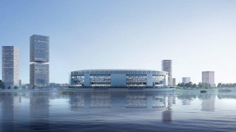 Nowy stadion Feyenoordu /materiały prasowe
