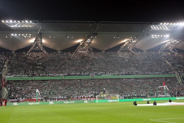 Nowy stadion Legii. Fot. JAROSLAW MAZALON /Agencja SE/East News
