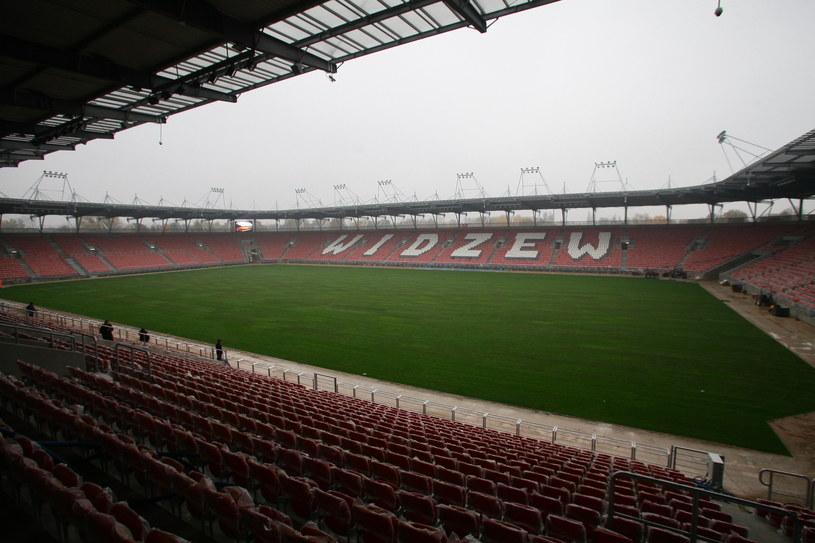 Nowy stadion Widzewa wygląda imponująco /East News