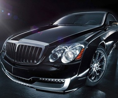 "Nowy ""stary"" maybach"