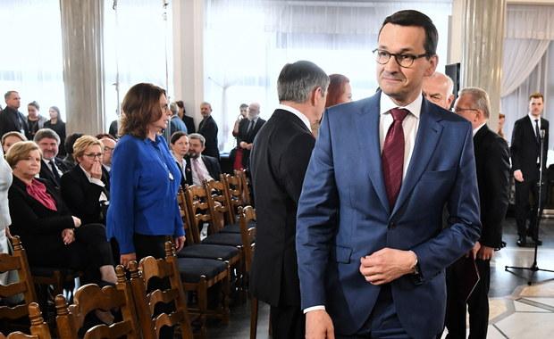 Nowy-stary rząd Morawieckiego i Święto Wolności, czyli co nas czeka w tym tygodniu
