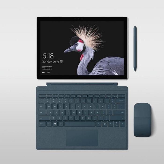 Nowy Surface Pro /materiały prasowe